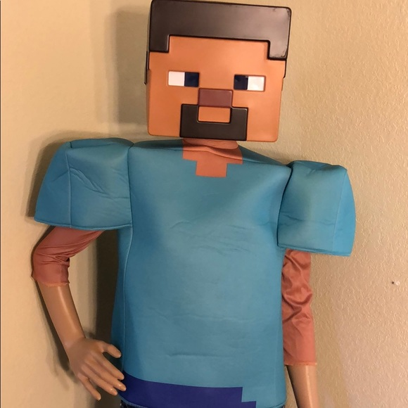 Minecraft Costumes Steve Costume Poshmark